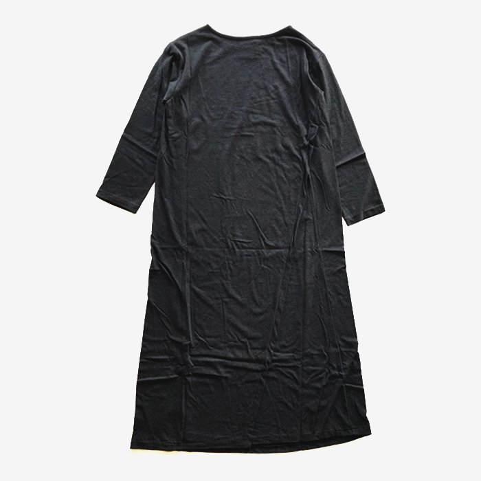 YAECA | WOMEN | CONTEMPO | 09003 WRAP DRESS | C.GRAY