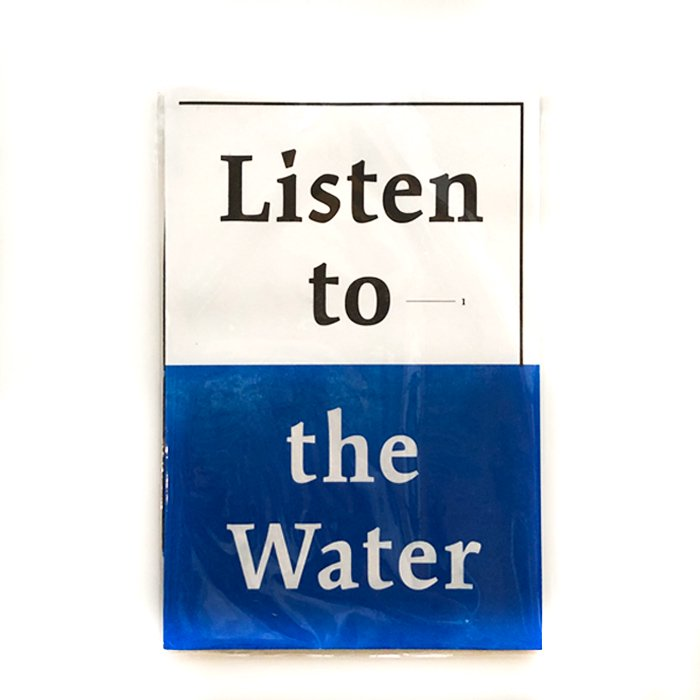 LISTEN TO THE WATER | BIENVENUE PUBLISHING