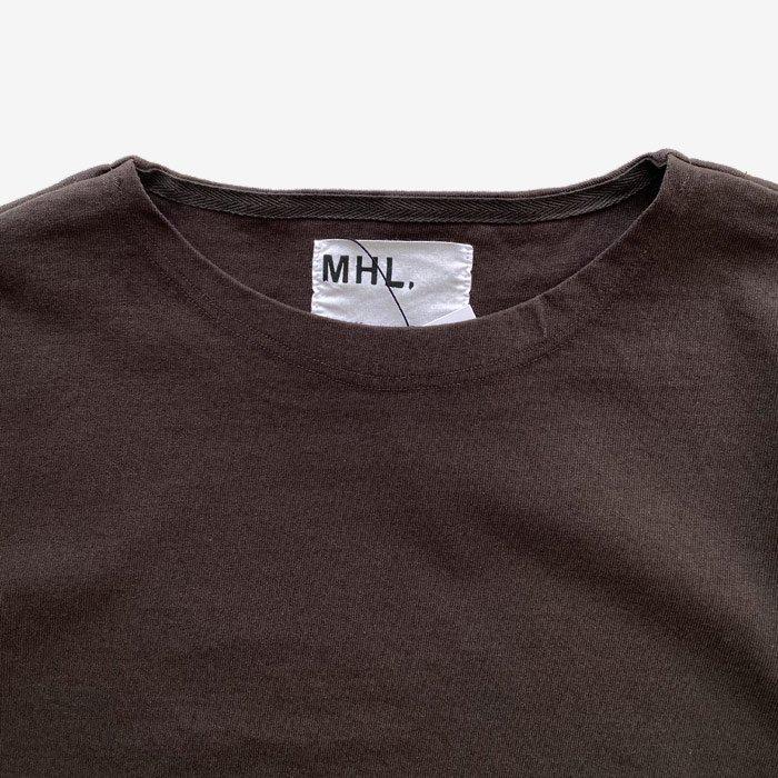 MHL | MEN | DRY COTTON JERSEY | BROWN