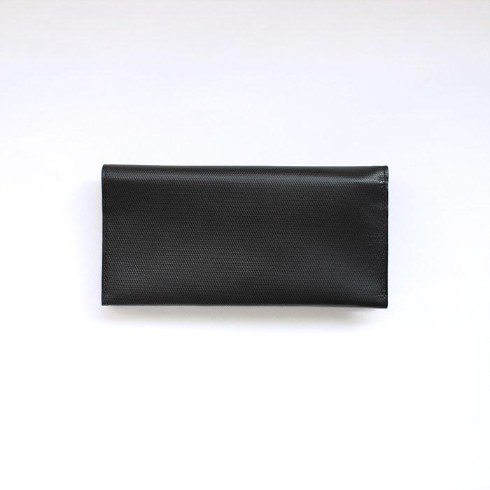 POSTALCO | Long Wallet | Black