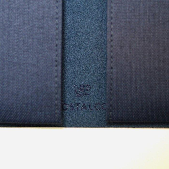POSTALCO | Business Card Holder | Navy Blue