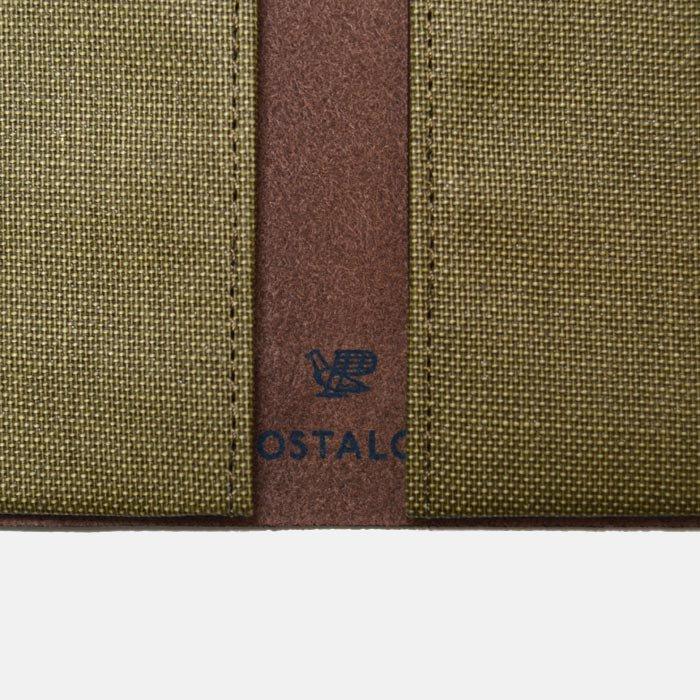 POSTALCO | Business Card Holder | Olive Green