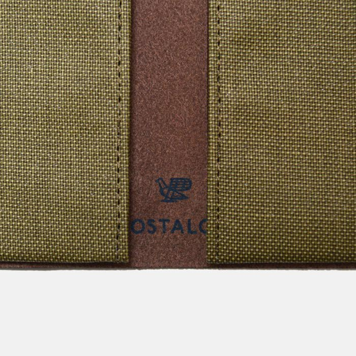 POSTALCO | Business Card Holder | Olive Green