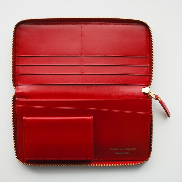 CDG Wallet | Classic Line | Red
