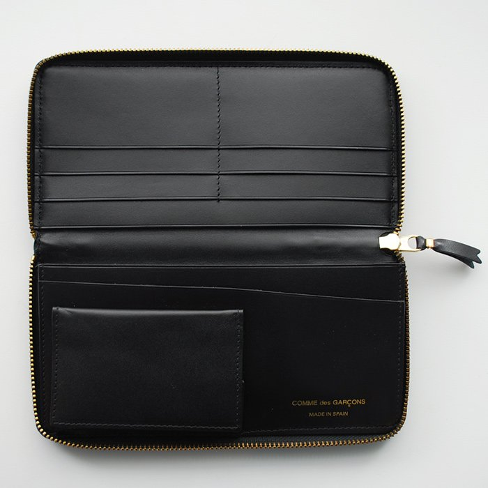 CDG Wallet | Luxury | Black