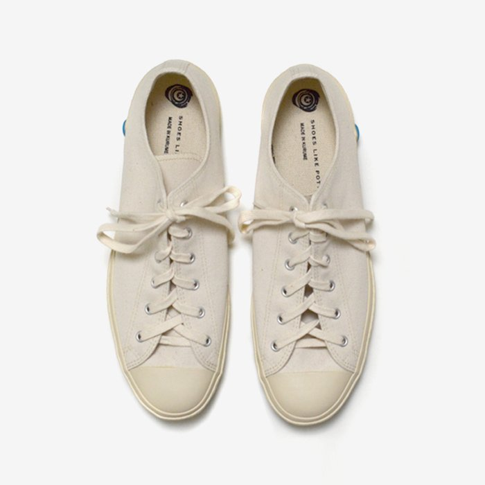 SHOES LIKE POTTERY | WHITE (生成)