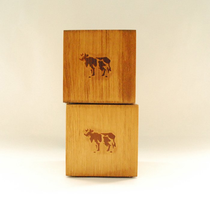COWBOOKS | Bookends | Small