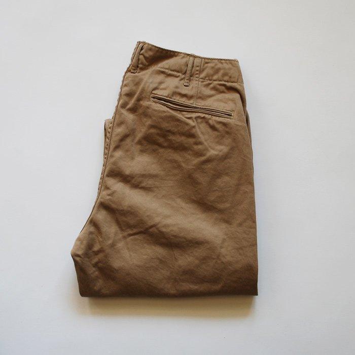 orSlow   Slim Fit Trouser   Khaki