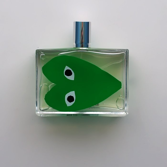COMME des GARCONS Parfums | GREEN PLAY