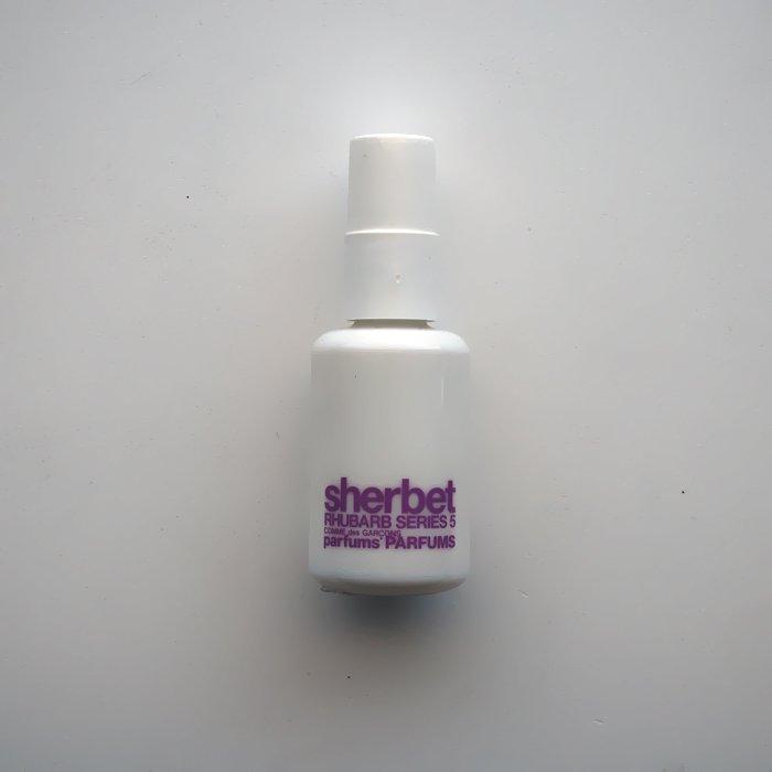 COMME des GARCONS Parfums | series 5 SHERBET RHUBARB