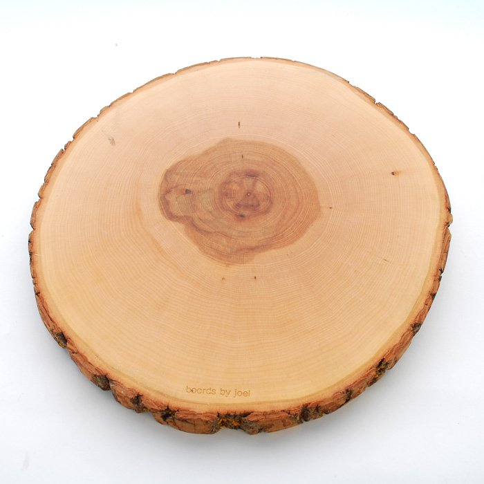 US IMPORT |  Log Cutting Board