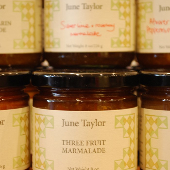 GOOD NEIGHBOR'S FINE FOODS | June Taylor  | Marmalade/Conserves/Fruit Butters