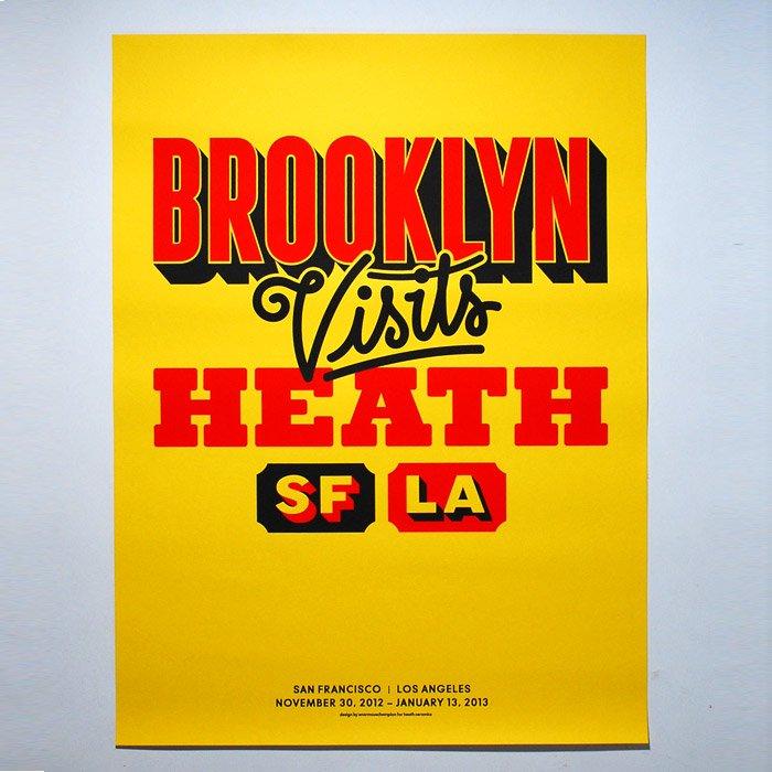 Heath Ceramics |  Poster