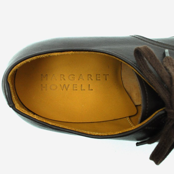 Magalet Howell |  lether Shoes | BROWN