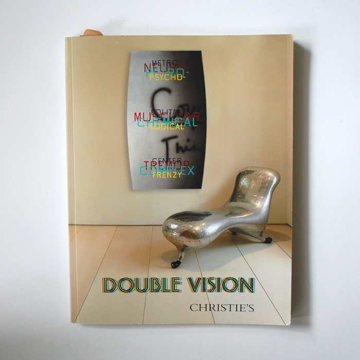 Used Books | DOUBLE VISION | CHRISTIE'S