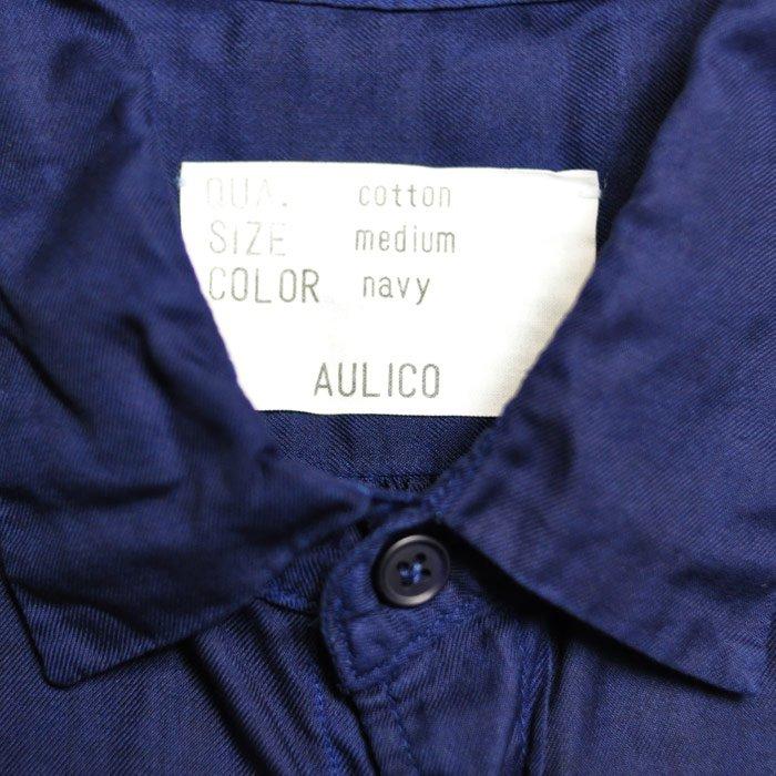 AULICO | Shirt | Navy