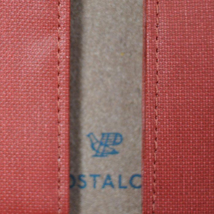 POSTALCO | Business Card Holder | Signal Red