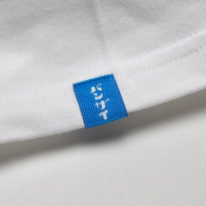 Bonzaipaint x 石川 顕さん | CENTRAL STANDARD TEE / ぼくらの上田Tシャツ | BACK PRINT