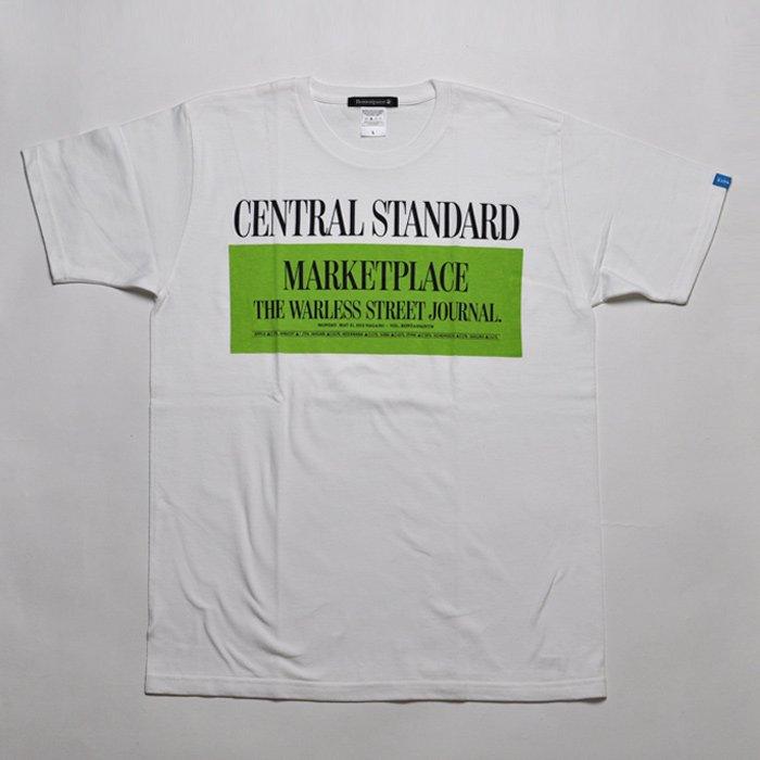 Bonzaipaint x 石川 顕 | CENTRAL STANDARD TEE / ぼくらの上田Tシャツ | REGULAR