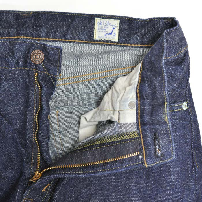 orSlow | Ivy Fit Jeans | One Wash