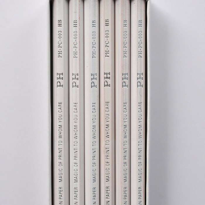 PAPIER LABO. | PH by HIGHTIDE×PAPIER LABO. | PH Pencil Dozen Set