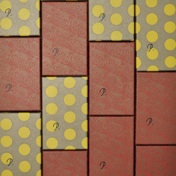 PAPIER LABO. | PL Card Box | Red