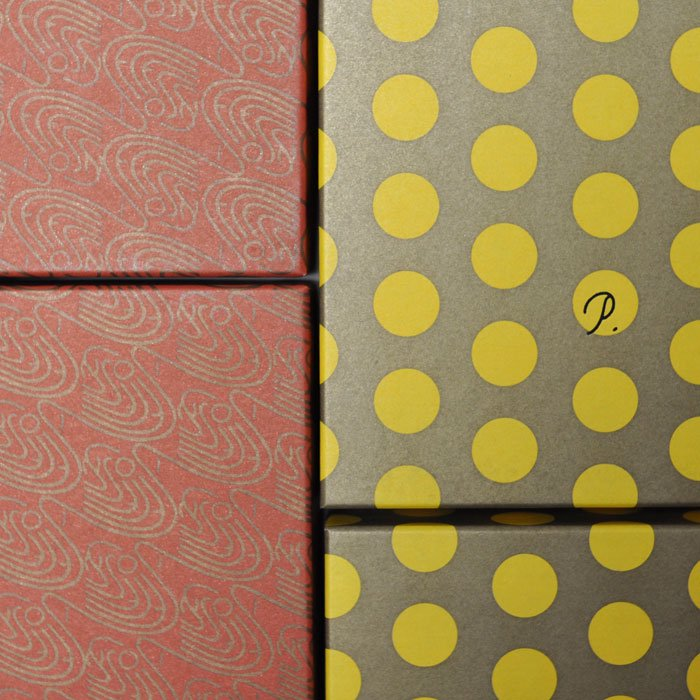 PAPIER LABO. | PL Letter Box | Yellow