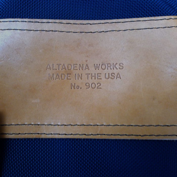 Altadena Works | 902 Hold-All | Navy x Acorn