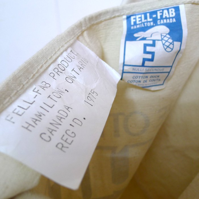 Used Wear | 70`s DEADSTOCK NEWS PAPER BAG