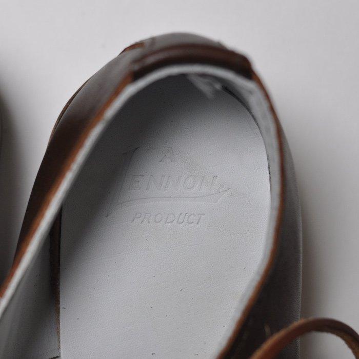 WILLIAM LENNON & Co LIMITED | WL-002 Shepherd Shoe | Brown