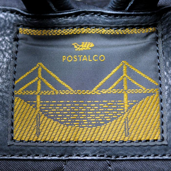 POSTALCO | Backpack Hammer Nylon | Lamp Black