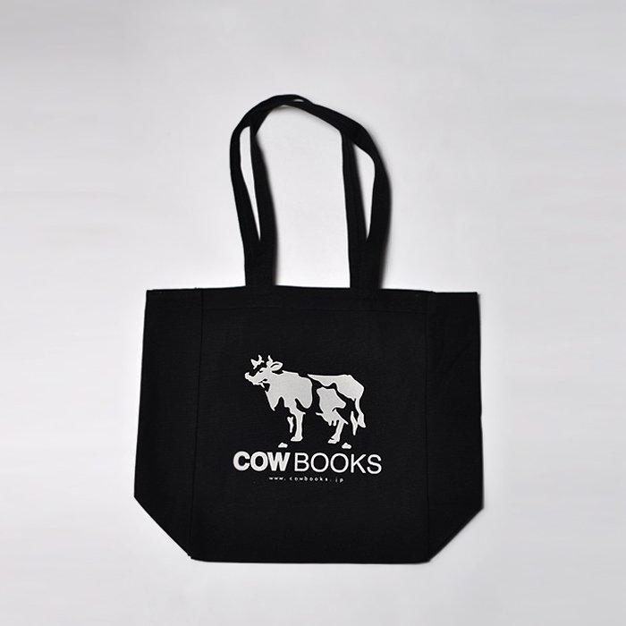 COWBOOKS   Logo Tote   Black
