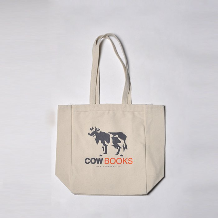 COWBOOKS | Logo Tote | Ivory