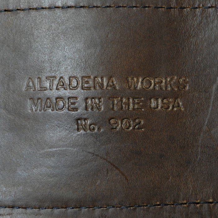 Altadena Works | 902 Hold-All | Navy x Oak