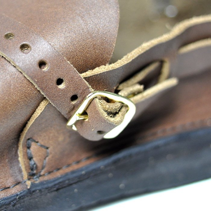 AURORA SHOES | MIDDLE ENGLISH | BROWN
