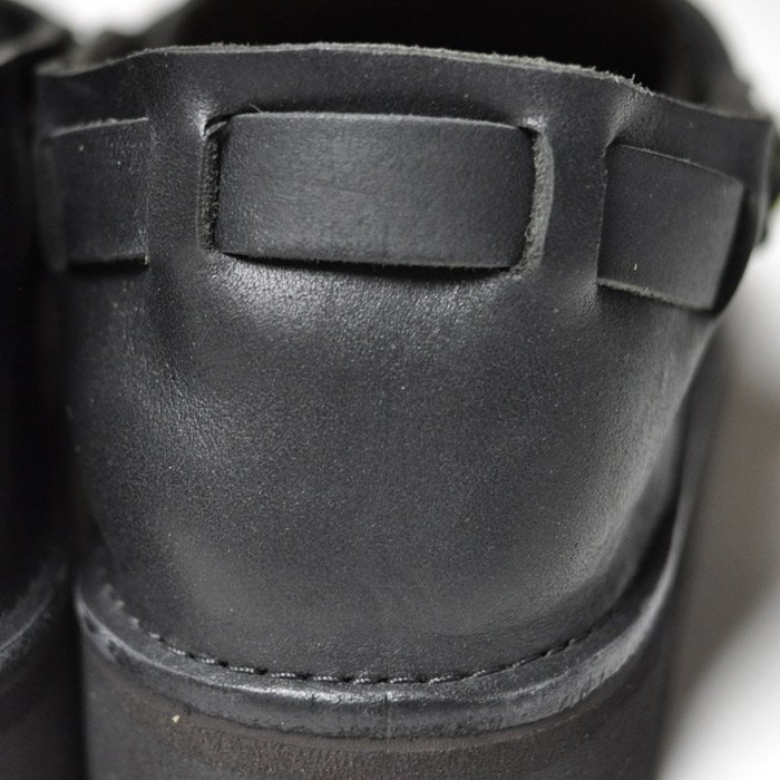 AURORA SHOES | MIDDLE ENGLISH | BLACK