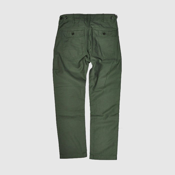 orSlow | Slim Fit Fatigue | Green