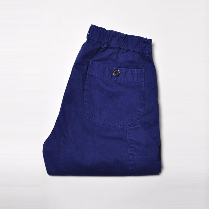 orSlow | French Work Pants | Ink Blue