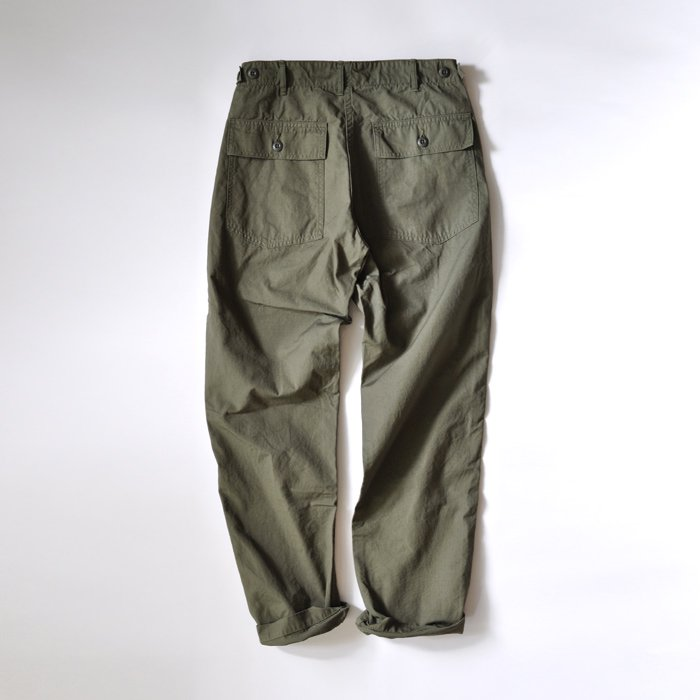 orSlow | US Army Fatigue | Army Green