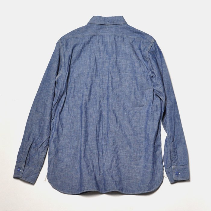orSlow | Work Shirts | Chambray