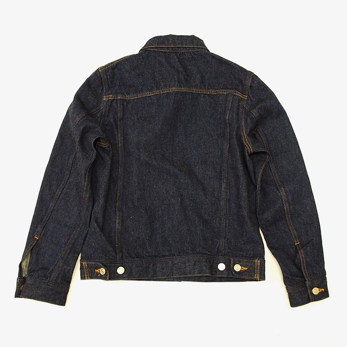 YAECA | MEN | 18-13WW DENIM JACKET | INDIGO