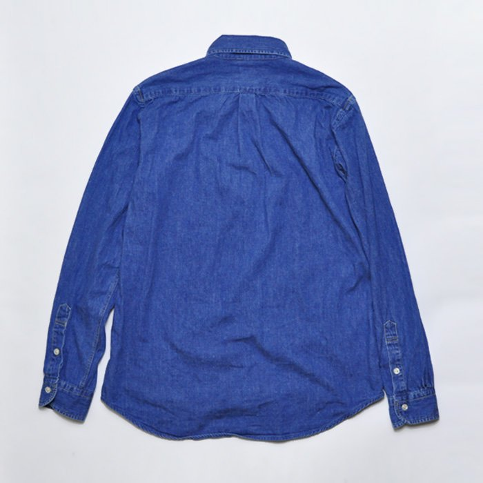 orSlow | Men | Button Down Shirts | Denim 2year Used