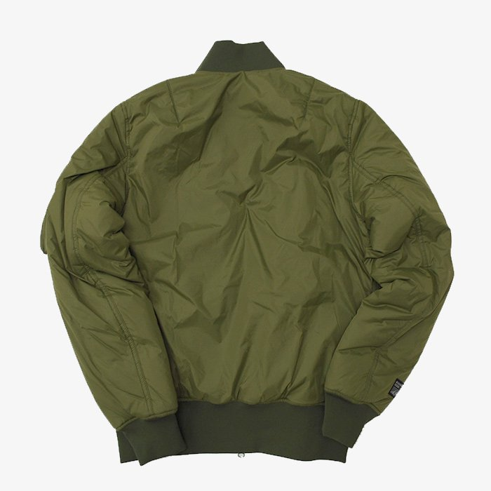 Mt.RAINIER DESIGN | MR51333 MT.THERMO LIGHTWEIGHT ARMY JACKET | OLIVE