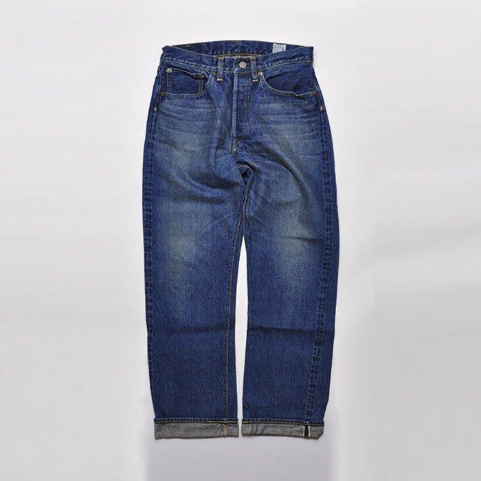 orSlow | Men | Standard Denim 105 | 2year Wash