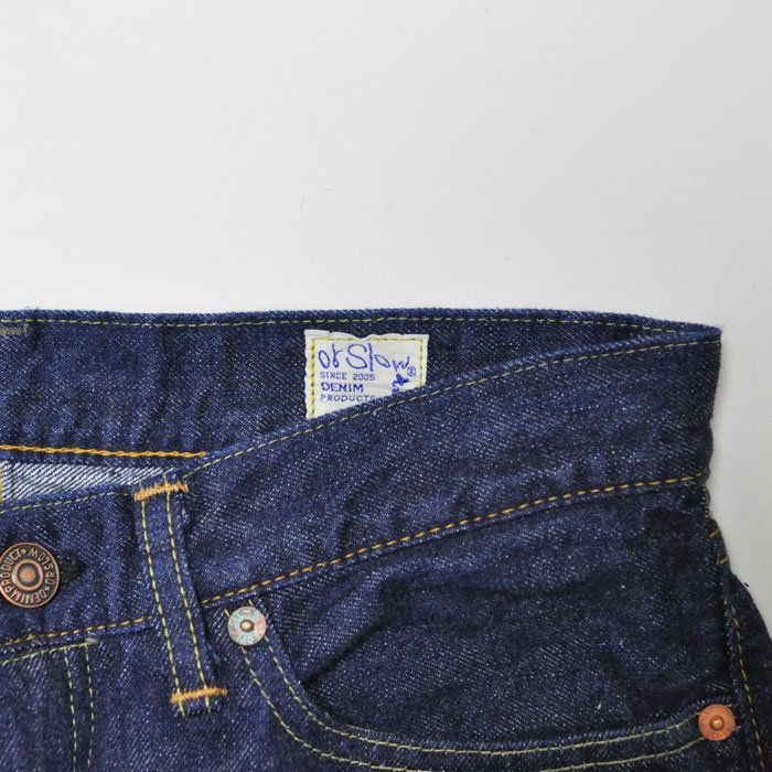 orSlow | Women | Ivy Fit Denim 107 | One Wash