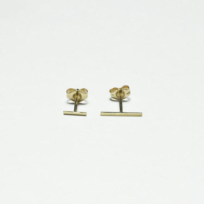 Kathleen Whitaker | Staple Earring | Long