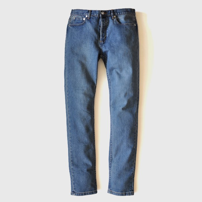 A.P.C. DENIM | PETIT NEW STANDARD DENIM | DENIM BRUT DELAVE STRETCH