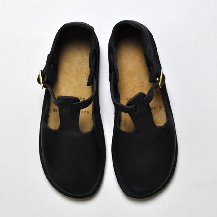 AURORA SHOES | WEST INDIAN | BLACK