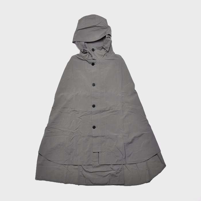 POSTALCO | Rain Cape | French Gray