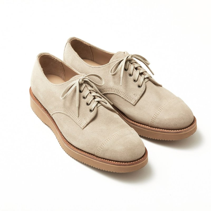 Desert Military Derby shoe